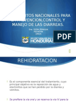 Protocolo Diarrea Modificado