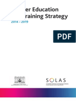 Further Education and Training Strategy 2014 2019