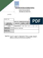 09-Teoría de La Administración Pública.