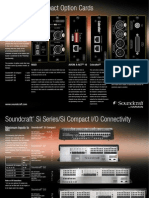 Soundcraft Si Option Card Flyer3 Web