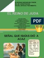 El Reino de Juda Aca-ezequias