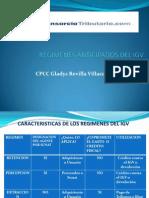 Regimenes Anticipados Del Igv