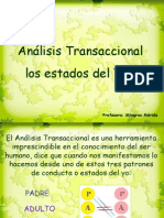 Clase DEF Analisis Transaccional