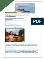 SFA E-Newsletter Winter 2015