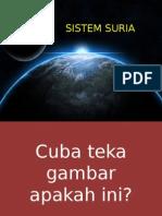 Sistem Suria (Saiz)