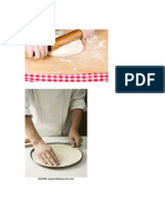How to Make Pizza Images