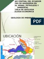 Geologia de Imbabura