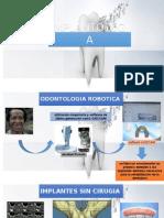 Tecnicas Modernas en Tratamientos Odontologicos