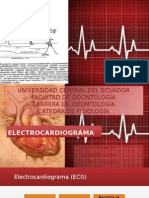 ELECTROCARDIOGRAMA BASICO