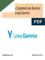 ALUMINIO  CARPINTERIA