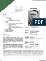 Bertolt Brecht - Wikipedia, La Enciclopedia Libre