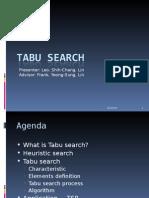 08.12.30 林世昌 Tabu Search