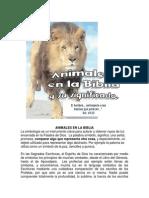 Animales en La Biblia(1)