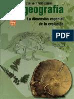 Biogeografia La Dimensión Espacial de La Evolución