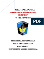 Sampul Proposal Baksos