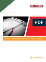 Autoclave Catalouge D-line-Vertical & Horizontal