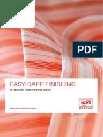 Easy Care Finishing En