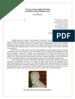 I Paranatellonta Nella Letteratura Astrologica Antica Di Lingua Greca