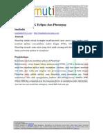 Mengenal SDK Eclipse Dan Phonegap 2a