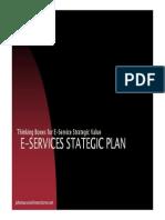 Ict4gov Eservices Strategic Planning