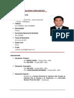 Proyecto CV