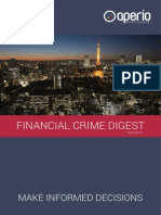 FINANCIAL CRIME DIGEST May 2015