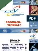 Presentacion Programa VENESAT-1