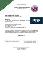 Reportes Del Serv. y Liberacion Hugo