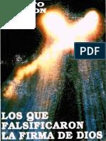 Viriato Sención - Los que falsificaron la firma de Dios.pdf