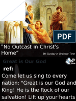 6th Sunday in Ordinary Time_2015