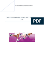 Pardoseli Sportive