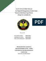 Rancangan Percobaan Biginelli Buah Naga