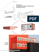 Euromodul Containers System Constructions En
