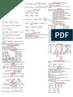 Maths Sheet Final