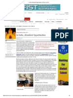 In India, Abundant Opportunities _ Science Careers