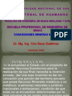 CONCESIONE MINERAS 2.ppt