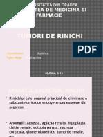 Tumori de Rinichi Power Point