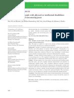 Klooster Et Al-2009-Journal of Advanced Nursing