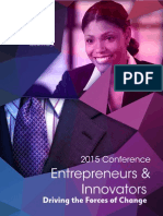 ASBCC 2nd Annual Entrepreneurs and Innovators Conference