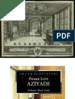 Pierre Loti - Aziyade