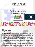 embarazo en la adolescencia - copia.ppt