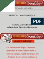 Aula Metodologia Carolina Bernal Outubro