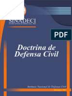 Doctrina de Defensa Civil 2007