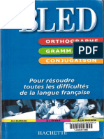 BLED Grammaire Orthographe Conjugaison WWW Lf