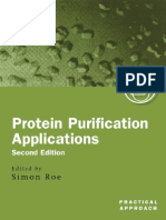 Protein Purification Applications 2nd Ed-Practical Approach