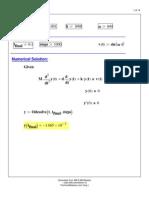 Mathcad for Controls