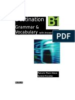 destination B1 doc | Perfect (Grammar) | Linguistic Morphology