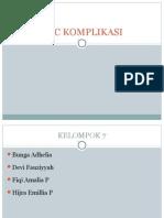 PNC KOMPLIKASI