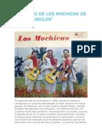 El Trio de Los Mochicas de Nicolas Seclen