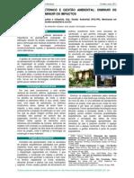 PROJETO  ARQUITETÔNICO  E  GESTÃO  AMBIENTAL